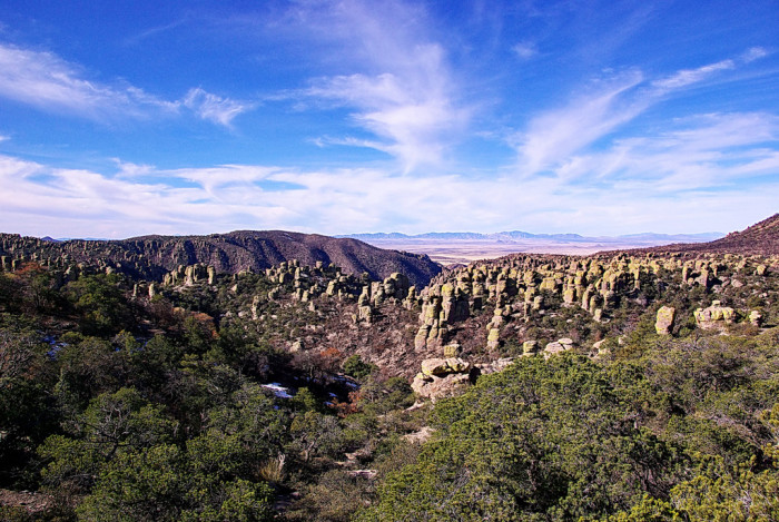 5. Chiricahua National Monument