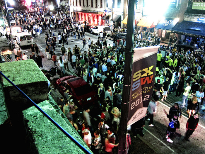 9. The nightlife scene here is amazingly lively. Seven days a week there's something of an event happening. SXSW, ACL, F1, just to name a few.