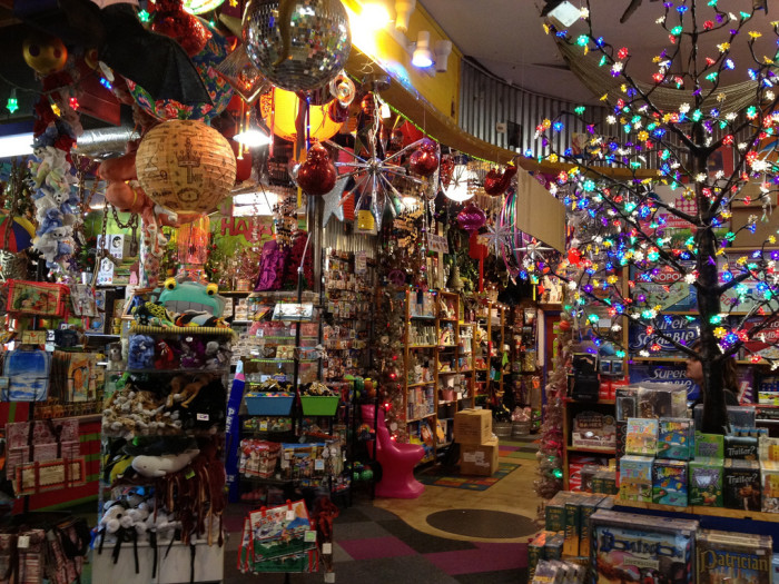 14. Take a stroll down memory lane and explore all of Toy Joy's nostalgic play things.