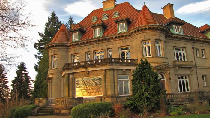 12. Pittock Mansion