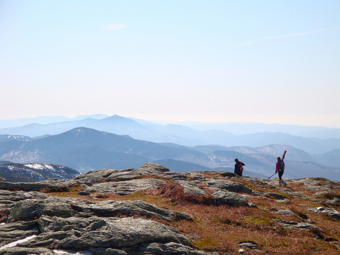 7.  Mount Mansfield, Stowe
