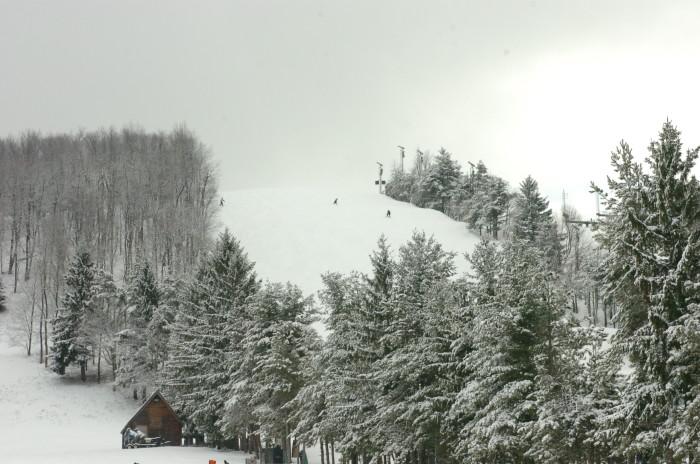 8. Wisp Ski Resort, McHenry