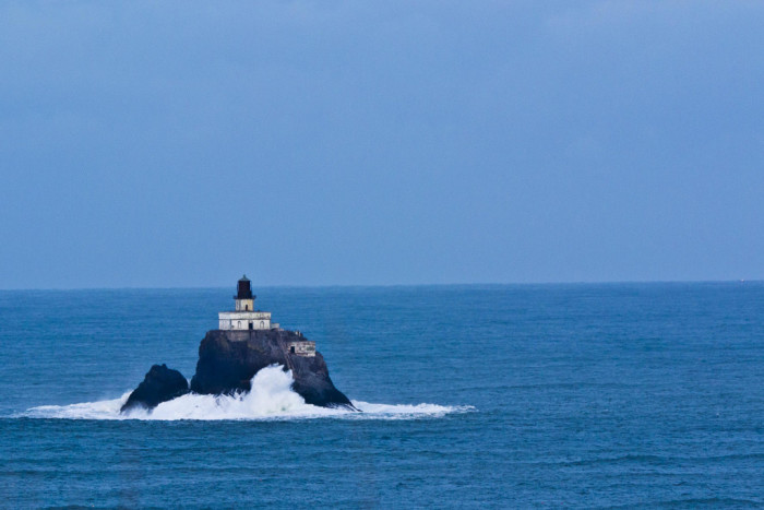 7. Tillamook Rock Lighthouse