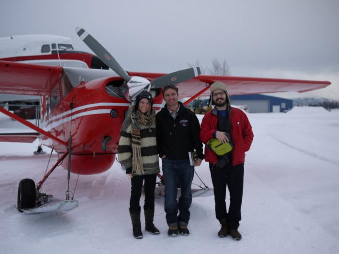 4. Enjoy a Flightseeing Tour of Alaska