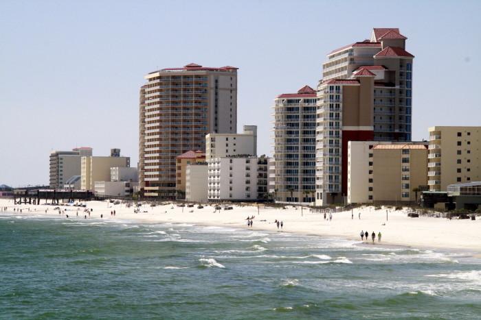 15. Visit Alabama's beautiful Gulf Coast.