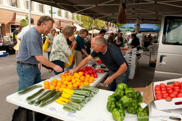 4. Cedar Rapids Downtown Farmers Market