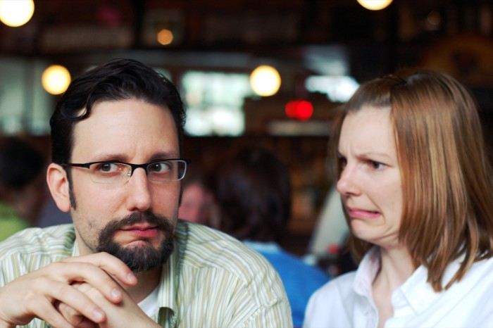 7. When you visit a restaurant out-of-state and are told they don't have sweet tea.