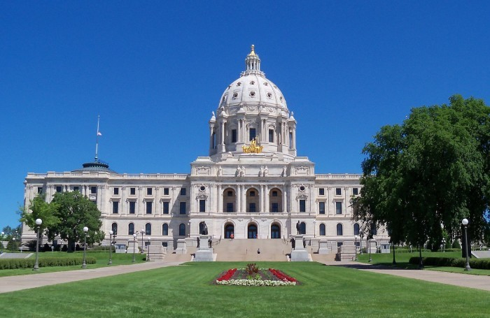 20. Capitol Building in Saint Paul