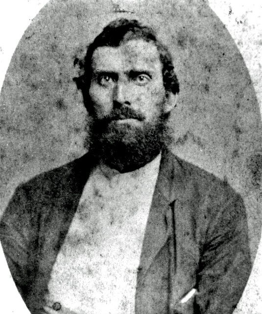 7. Shortly after the Siege of Vicksburg, Jones County resident Newton Knight formed the Knight Company and waged his own war on the Confederate Army.