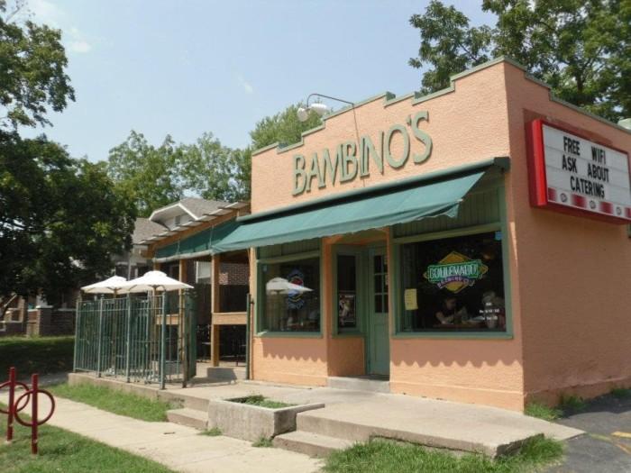 7.Bambino's, Springfield