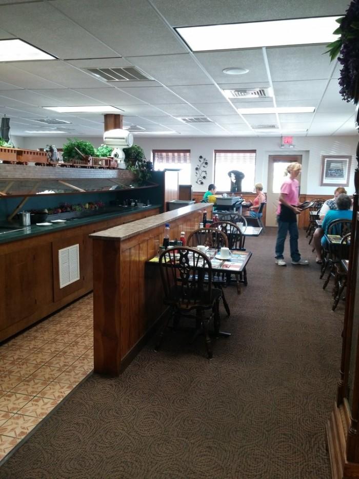 7.2. Kay's Restaurant, Osage Beach