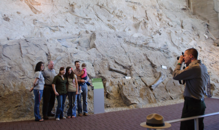 7. Dinosaur National Monument (Moffat County)