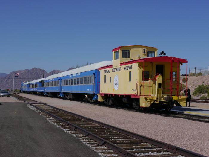 6. Nevada Southern Railway - 601 Yucca St, Boulder City, NV 89005