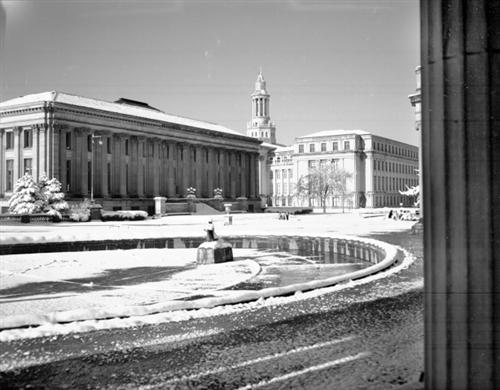 15.) Civic Center Park (c. 1942).