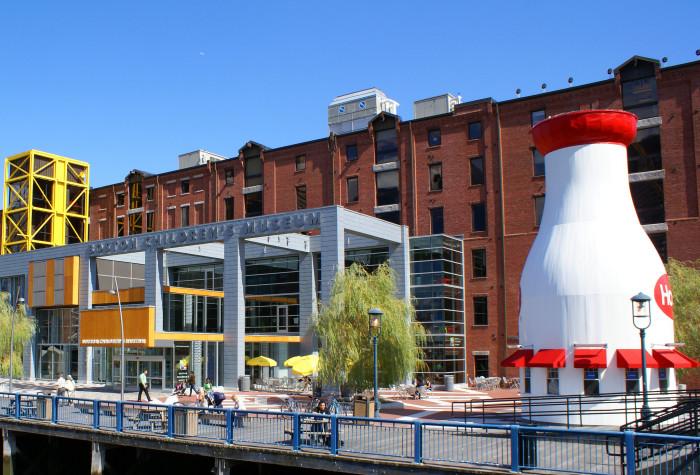 3. The Boston Children's Museum
