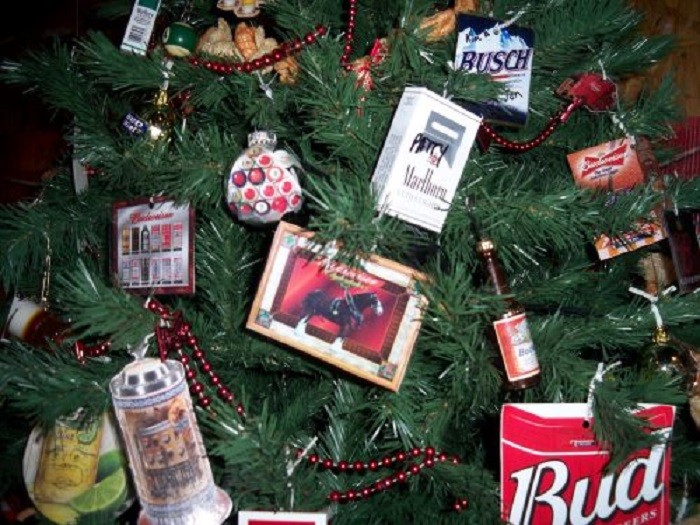 5. When the holiday season arrives, they tend to go all out when it comes to decorating.