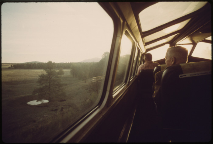 1. What better way to start this journey than with an image of Arizona as seen on the old Southwest Limited in 1974?