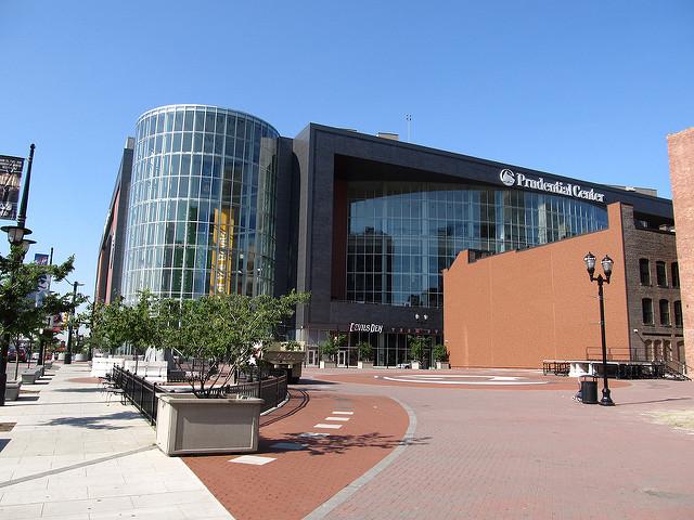 12. Prudential Center, Newark