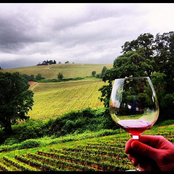 6. You've tasted Oregon wine...