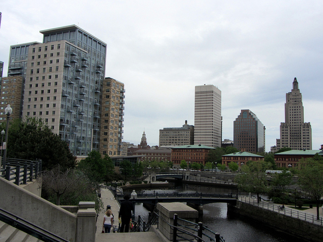 10. Providence is an amazing capital city.