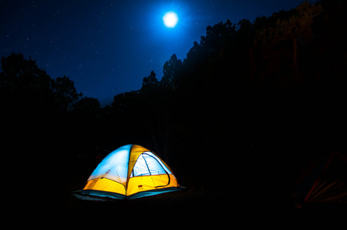 2. What would a normal date look like? Well, you should probably expect to participate in plenty of outdoorsy activities such as hiking or camping.