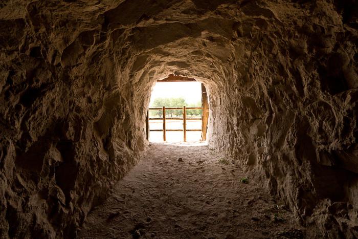 12. Food Storage Cave