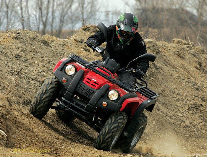 10. Moto Mountain ATV Park in Fairmount