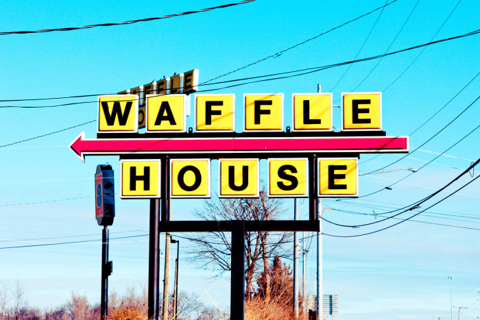 11. Frequented a Waffle House