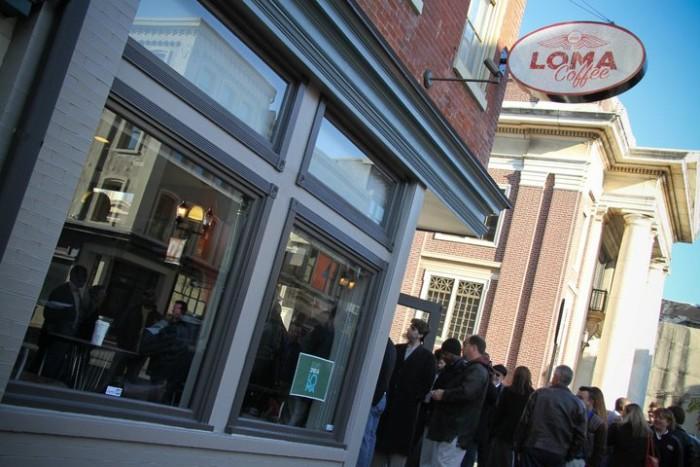 2. LOMA Coffee, Wilmington
