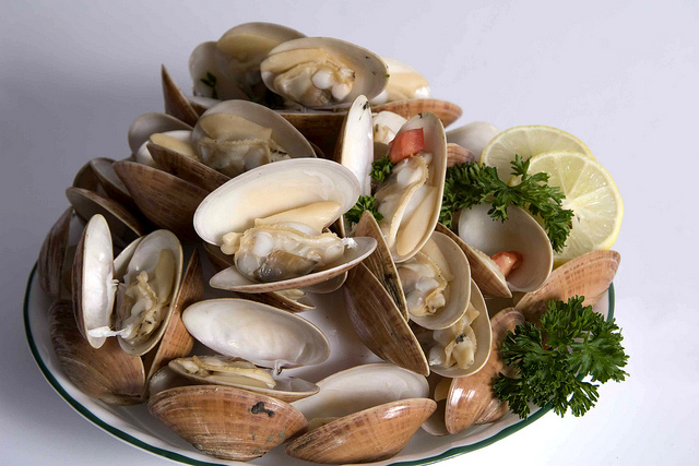 8. Fresh and well prepared seafood is found all over the state.