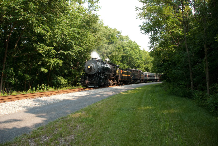25. Western Maryland Scenic Railroad