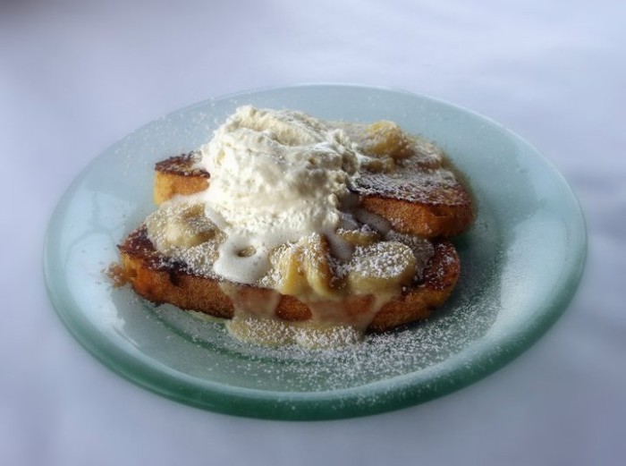 Day 2: Wake up early to grab a delicious breakfast at La Maison Cafe in Newport.