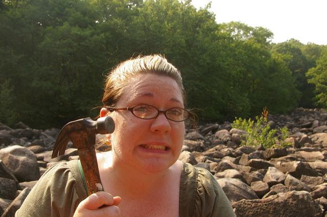 2. Ringing Rocks State Park