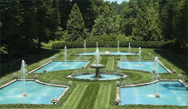 2. Longwood Gardens in Kennett Square