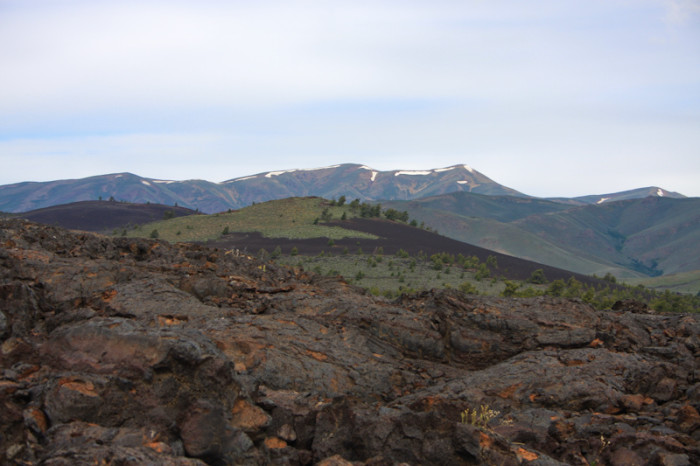 6. Craters of the Moon