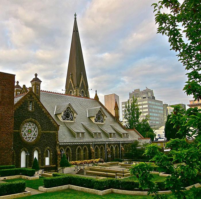 10. First Presbyterian Church