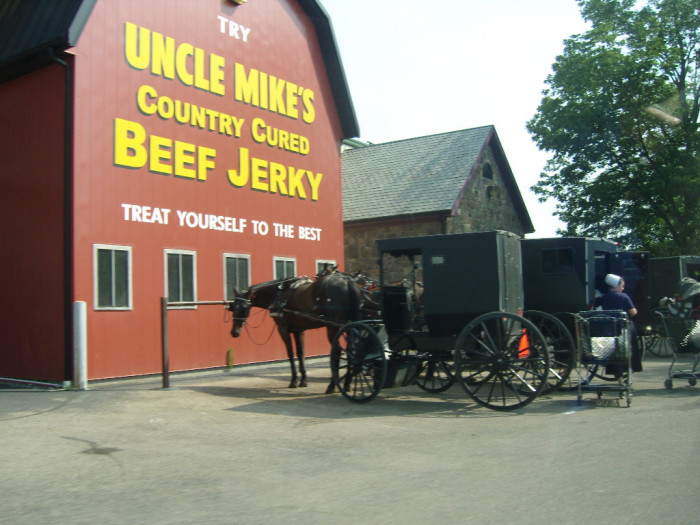 12. Amish Country (various locations)