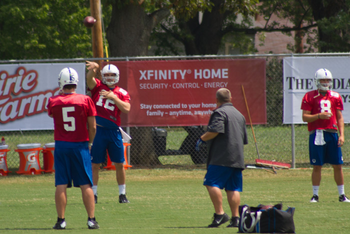 6. Catch the Colts Training Sessions