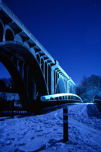 12. Who knew Cumberland at night held so much beauty?