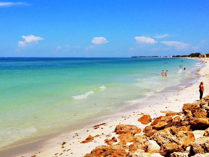 2. Spend as much time as possible at some of the best beaches in the world.