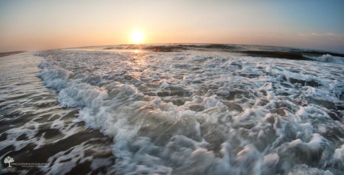 The Atlantic Ocean has never looked so inviting