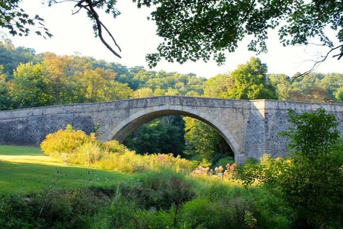 7. Casselman Bridge, Grantsville