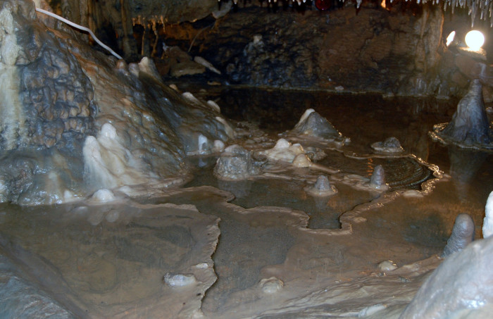 10. Seneca Caverns (Bellevue)