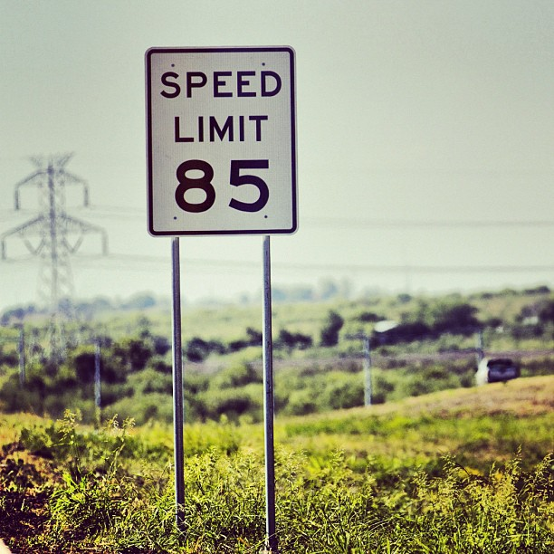 16. We're home to the fastest speed limit in the USA. (Hmm, I wonder why they don't teach that in schools...?)