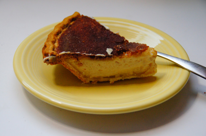 1. Try Sugar Cream Pie