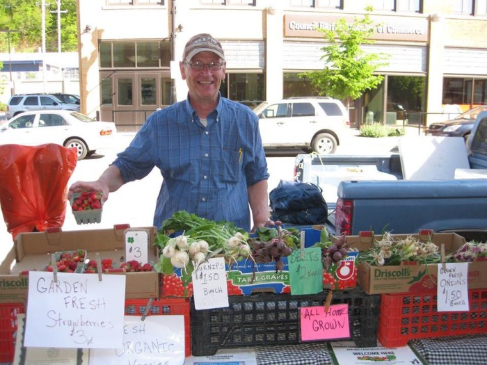 5. Main Street Farmers Market, Council Bluffs