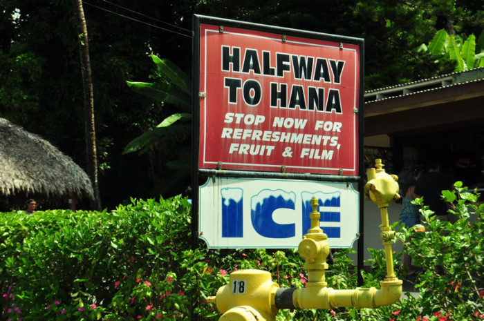 8. There's no beating the amazing roadside food stands on Hana Highway – grab a plate lunch from the Ka Haku Smoke Shack, banana bread from the Halfway to Hana stand, and a fresh smoothie from the Huelo Lookout.