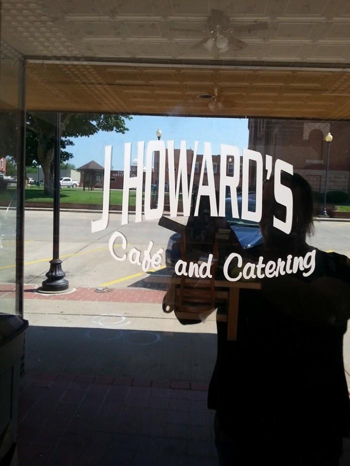 8.J. Howard's Café and Catering, Savannah