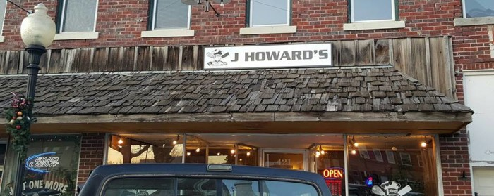 8.2. J. Howard's Cafe and Catering, Savannah