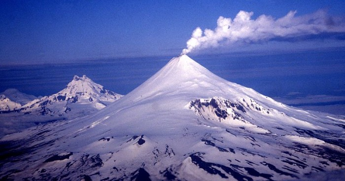 14. Another unlikely but technically possible fatality: You could be caught in a huge volcanic eruption.